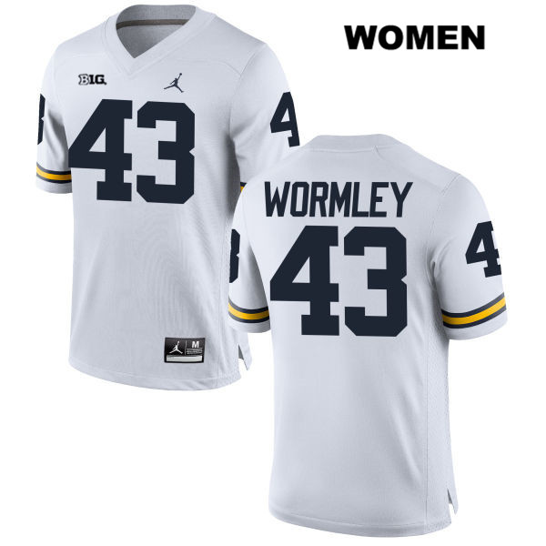 Chris Wormley Jersey